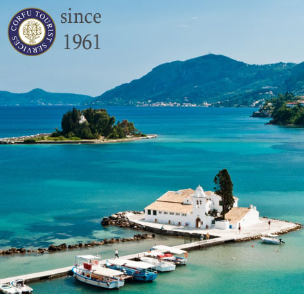 about corfu travel agency