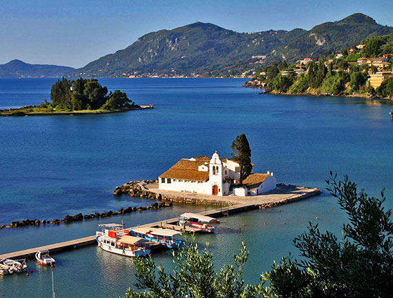 places to visit in corfu - corfu travel agency
