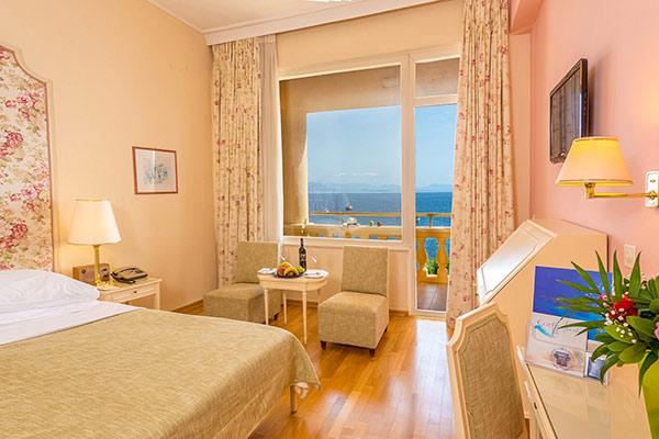 hotel in corfu - corfu palace hotel - corfu travel agency