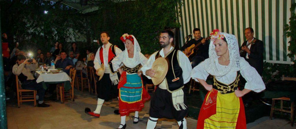 The Ultimate Greek Night Experience in Corfu | Corfu Tourist
