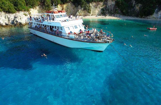 Parga Sivota Blue Lagoon Corfu Tourist Services