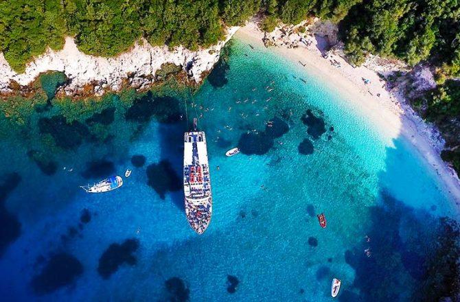 Rental Car Places >> Parga – Sivota – Blue Lagoon | Corfu Tourist Services | Corfu Travel Agency