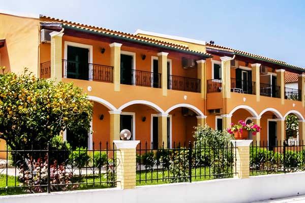 stavros-apartments-kontokali-corfu-exterior