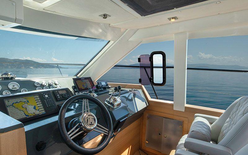 FJORD 40 interior